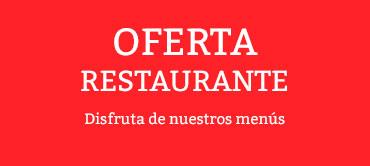 Oferta Restaurante – Menú degustación